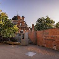 Observatory buildings