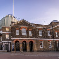 Main observatory building with UK's largest telescope