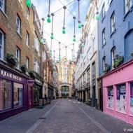 Ganton Street is a side street of Carnaby Street