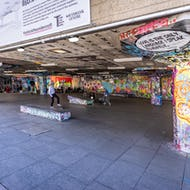 Southbank Skate Space