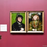 Portraits in the National Gallery