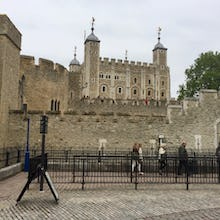The White Tower is the central tower of Tower of London