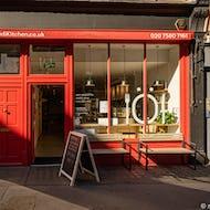 Skandi Kitchen on Great Titchfield Street offers Scandinavian food and delicacies