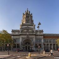 Victoria & Albert Museum main entrance