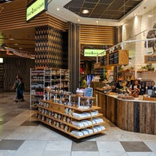 One of many deli shops in Westfield, Stratford City